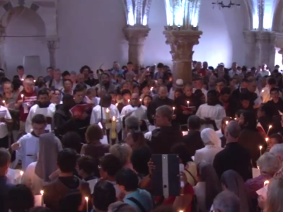 Video - Atmosfera di Pentecoste a Gerusalemme