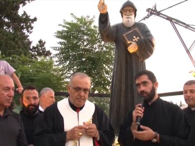 Video – San Charbel, la devozione in Terra Santa