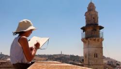 Video – Gerusalemme in un quaderno