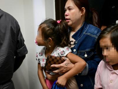 Israele espelle lavoratrici irregolari con i figli