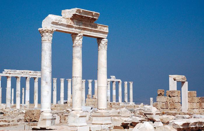 Nella città di Laodice