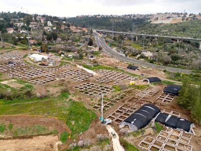 Una città del Neolitico alle porte di Gerusalemme