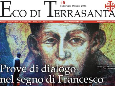 Eco di Terrasanta 5/2019