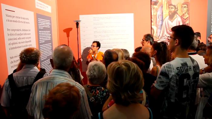 Video – San Francesco e il sultano al Meeting di Rimini