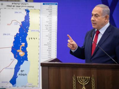 Netanyahu promette di annettere la valle del Giordano