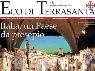 Eco di Terrasanta 6/2019