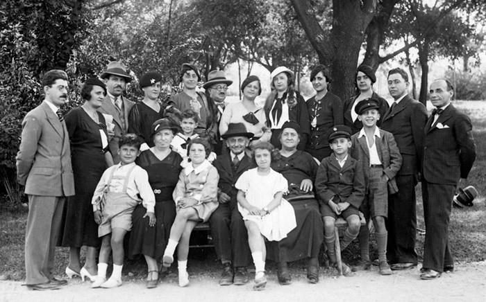 Scene di vita ebraica in Europa tra il 1939 e il '45