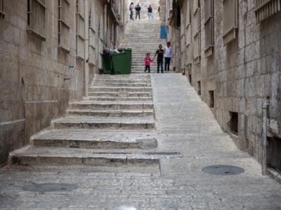 Gerusalemme vecchia più accessibile
