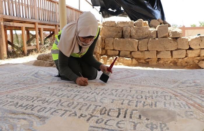 Gaza, classificato il patrimonio storico-archeologico