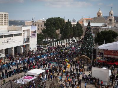 Natale a Betlemme, la basilica aperta più a lungo