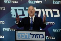 Gantz fallisce, Netanyahu a processo, Israele in crisi