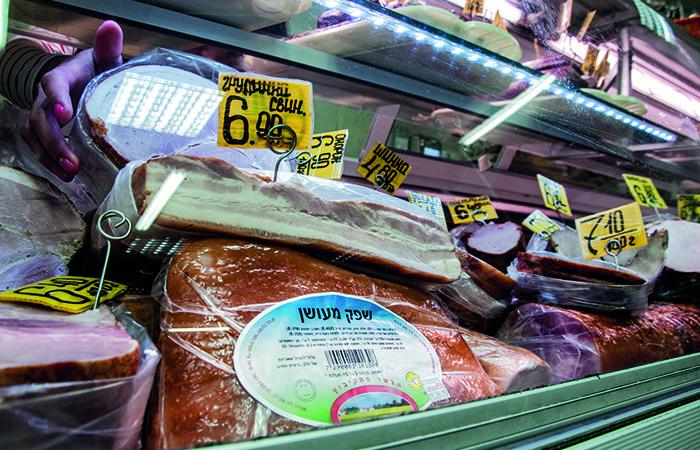 Mangiare maiale in Israele sarà più complicato?