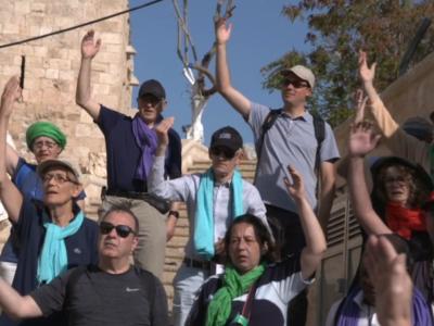 Video -  In Terra Santa da poveri