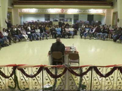 Video – Gioventù francescana verso il Natale
