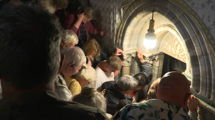 Video – Boom del turismo a Betlemme