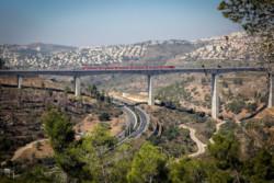 Tel Aviv-Gerusalemme, mezz'ora in treno
