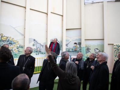 Holy Land Coordination, vescovi a caccia di speranza