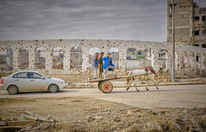 Iraq, l'orizzonte resta cupo