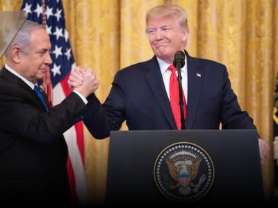Trump: Ecco il «piano del secolo» per la Terra Santa
