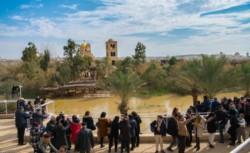 Video – Al Giordano, un battesimo, due rive