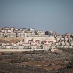 L'insediamento ebraico di Efrat, a Gush Etzion nei Territori palestinesi di Cisgiordania.