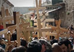 Una comunità in cammino sulla Via della croce