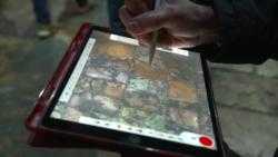 Video – Santo Sepolcro, si mappa il pavimento