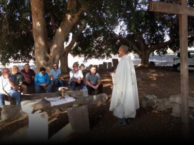 Magdala apre al pubblico grazie ai volontari vicentini