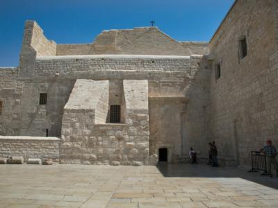 Covid-19, il virus è a Betlemme