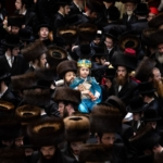 Purim Jerusalem marzo 2020