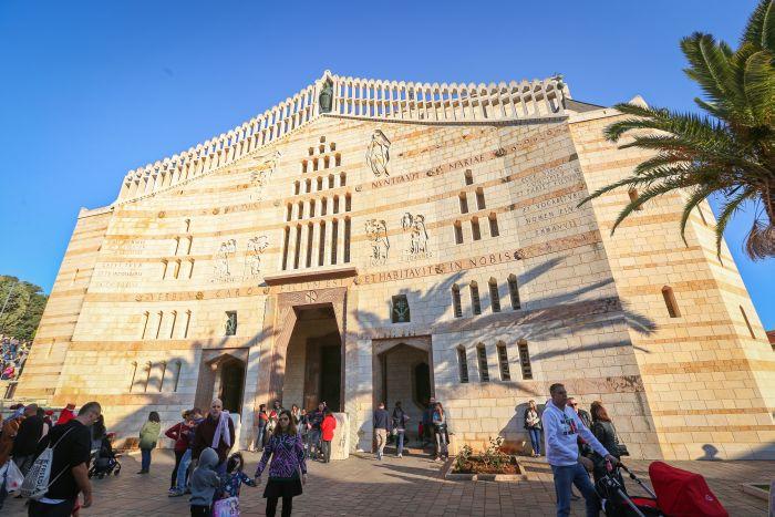 Nazaret basilica dell'Annunciazione
