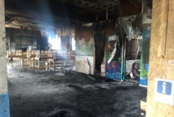 Covid-19, in Grecia è allarme per i campi profughi