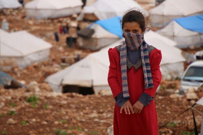 tende profughi Idlib marzo 2020