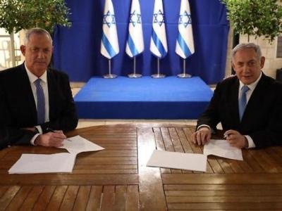 In Israele c'è l'accordo per il nuovo governo