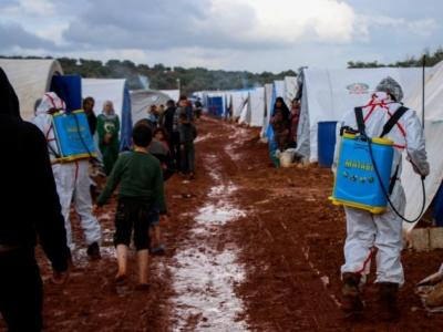 Siria, le incognite del coronavirus