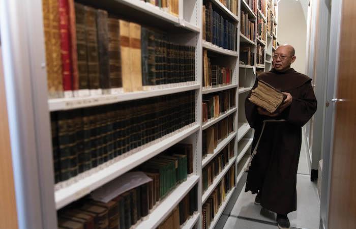 Un tesoro di biblioteca