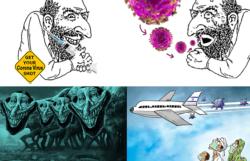 Antisemitismo nel web, è l'ora del coronavirus