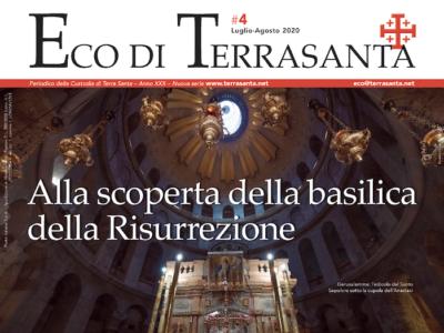 Eco di Terrasanta 4/2020
