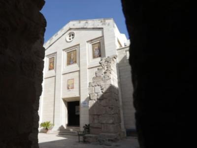 Tomba di Lazzaro, lavori in corso a Betania
