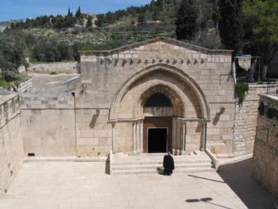Alla chiesa dell'Assunzione di Maria