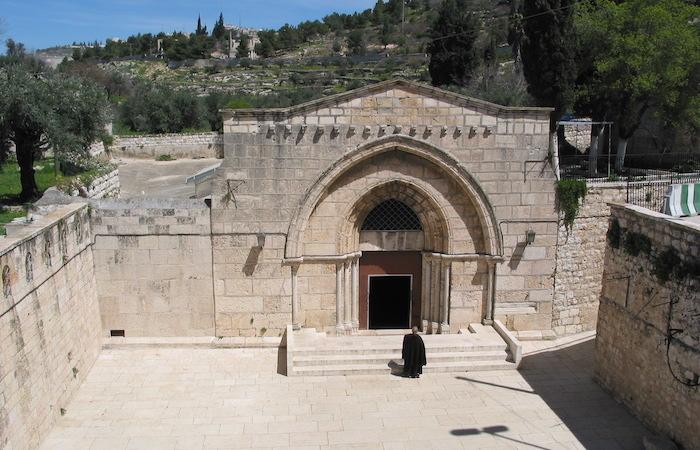 La chiesa dell'Assunzione di Maria al Getsemani. (foto Jerzy Kraj)
