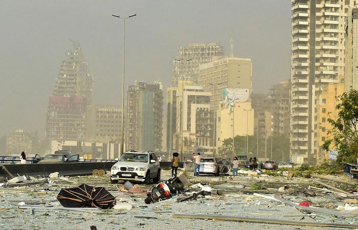Beirut devastata, le domande in sospeso