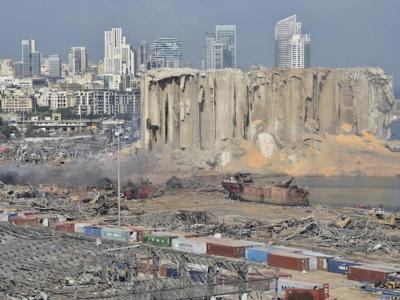 Un appello alla solidarietà per Beirut