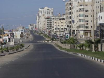 Covid a Gaza, l'attenzione resta alta