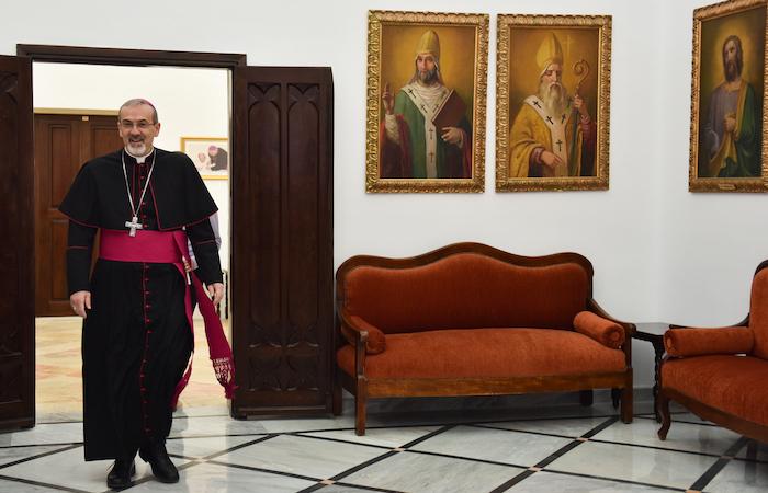 Pizzaballa nuovo patriarca latino di Gerusalemme