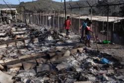 Rogo a Lesbo, 13 mila persone in cerca di protezione