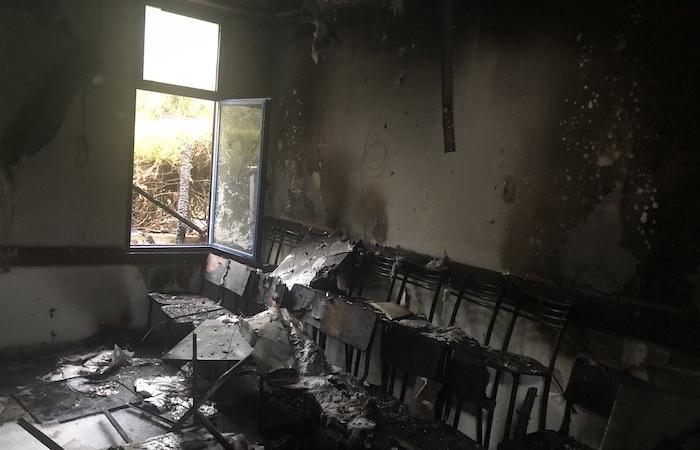 Israele, in fiamme la Scuola per la pace