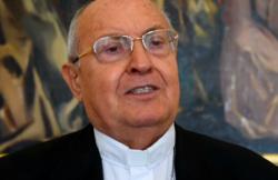 Il cardinal Sandri per la Colletta pro Terra Santa