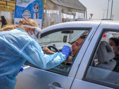 Al via il secondo coprifuoco sanitario in Israele