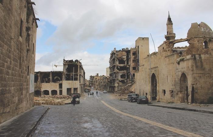 Siria, decimo Natale senza pace